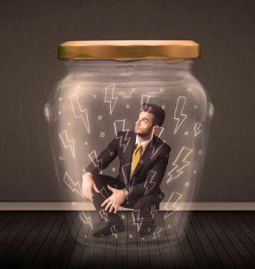man in a jarl